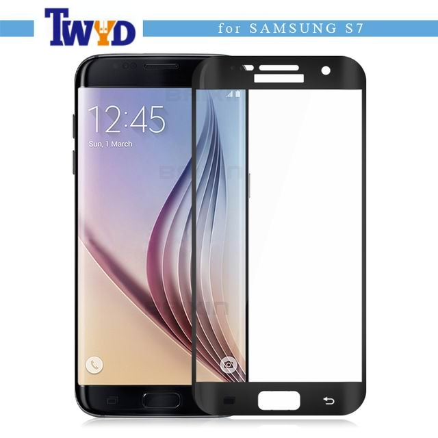 Premium 9H Full Covered Anti-Scratch Tempered Glass Screen Protector - Mobile Phone Accessories and Parts - Photo 2