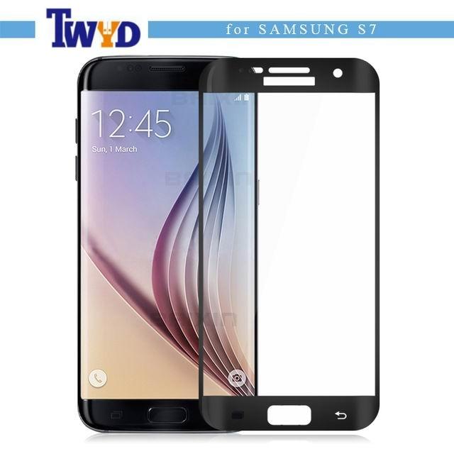 Premium 9 h tam kapalı çizilmez temperli cam ekran koruyucu için - Cep Telefonu Yedek Parça ve Aksesuarları - Fotoğraf 2