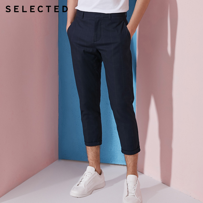 SELECTED Nine Points Leisure Trousers Pants   4182w2514