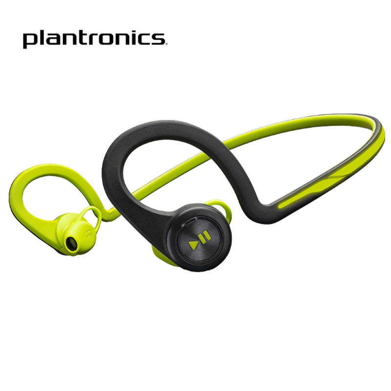 Headphone Plantronics BackBeat Fit in-ear sport headphone ear care deaf aid volume sound amplifier super mini hearing aid s 900 free shipping in us