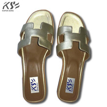 Дизайнерские сандалии-шлепанцы женские роскошные дизайнерские брендовые тапочки из натуральной коровьей действительно кожа женская обувь H Тапочки на плоской подошве женские fashiona