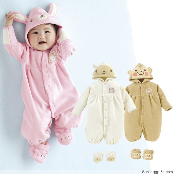 9f84b2f87 Female baby clothes baby boy clothes autumn winter 0 3 months old 3 ...