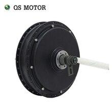 QS Falou do motor Do Motor Da Bicicleta 3000 w 205 (50 H) V3 Tipo de Motor Do Cubo