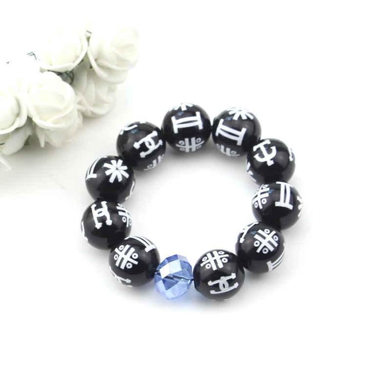 Black Panther KIMOYO Bracelet Beads Wakanda King T Challa Cosplay Jewelry  Prop-in Charm Bracelets from Jewelry   Accessories on Aliexpress.com  4ed473638068