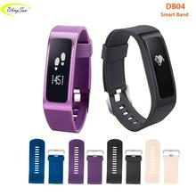 Smart Band Waterproof IP68 Heart Rate Monitor Sleep Tracker Ultra Thin Pedometer Smart Bracelet OLED SmartWatch for IOS Android