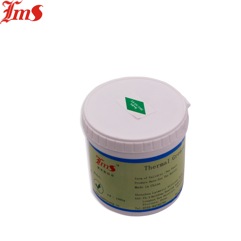 ФОТО N.W. 1000g Gray TG1205 Silicone Thermal Conductive Grease Paste for CPU LED  Heat Sink