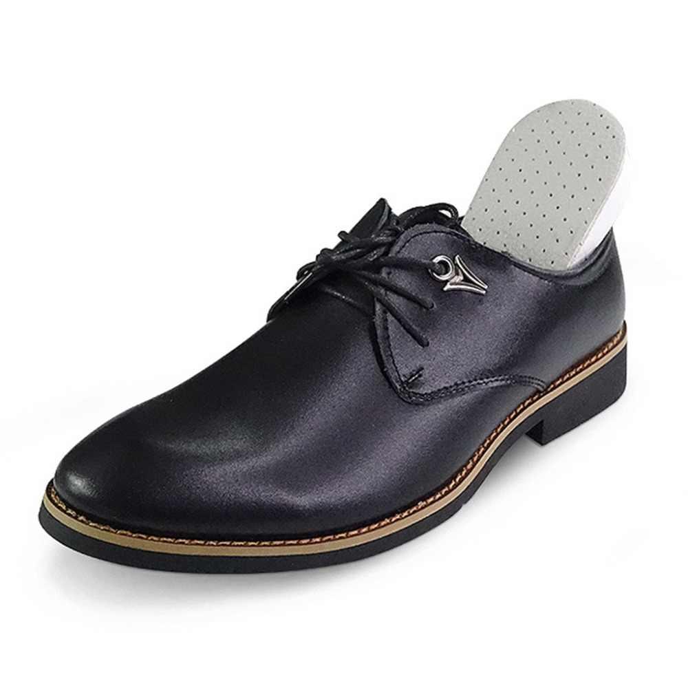 ความสูงพื้นรองเท้าที่มองไม่เห็น Unisex ผู้หญิง Heighten ใส่แผ่นรอง EVA ยก Heel Arch สนับสนุน
