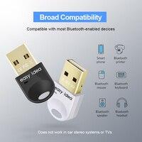 mini wireless bluetooth Wireless USB Bluetooth Adapter PC Bluetooth Dongle CSR 4.0 Mini Audio Receiver High Speed Bluetooth Transmitter For Computer PC (3)