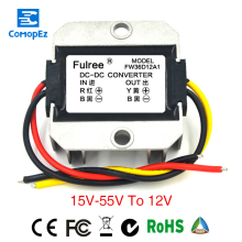 Non-isolated DC-DC Converter 24V/36V/48V to 12V 2A