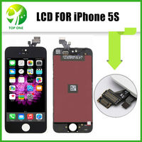 10pcs Display for iPhone 5S Black Replacement LCD Touch Screen Digitizer Front Glass Assembly