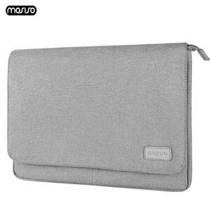 Image 1 - MOSISO מחשב נייד שרוול תיק 13.3 אינץ מחברת שקיות עבור Macbook Air 13 מקרה חדש מגע בר רשתית Pro 13 כיסוי עבור Asus Acer Dell
