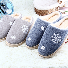 Women Slippers Winter New Couple Warm Ful Month Bag Cotton Shoes Lovers Home Slippers Indoor Floor Plush Flat Home Shoes Female (Copy)