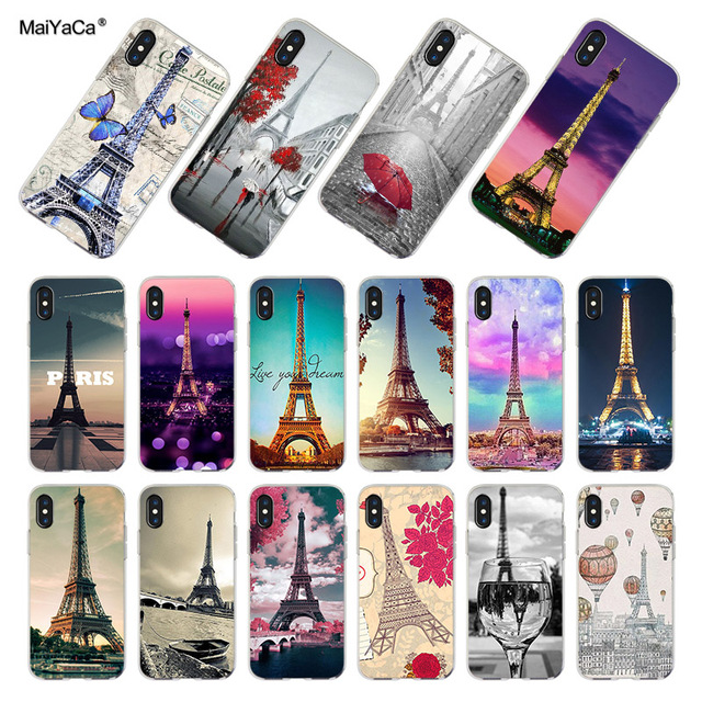coque iphone x paris