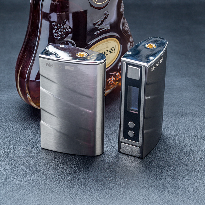 Orginal SMOKJOY TALOS 150W VW Box Mod E cigarette 150W 18650 Box Mod Vape Fit Tank RBA RTA RDTA e cigarette mod aspire pegasus 70w tc box mod 0 86 inch display vaping mod fit rta rdta vape tank without 18650 battery mod
