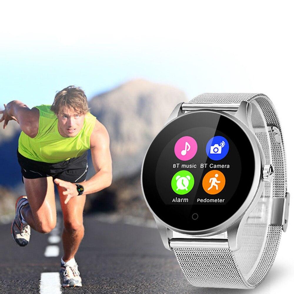 Timethinker K88h Smart Watch Men Reloj Women Smartwatch Relogio Answer Call Heart Rate Monitor Fitness Tracker
