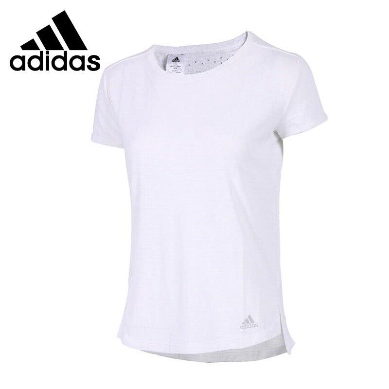 Laufs-t-shirts Ernst Original Neue Ankunft 2018 Adidas Freelift Chill Frauen T-shirts Kurzarm Sportswear Reich Und PräChtig