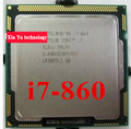 Core i7 860 2.8GHz 8M SLBJJ Quad Core Eight threads desktop processors Computer CPU Socket LGA 1156 pin