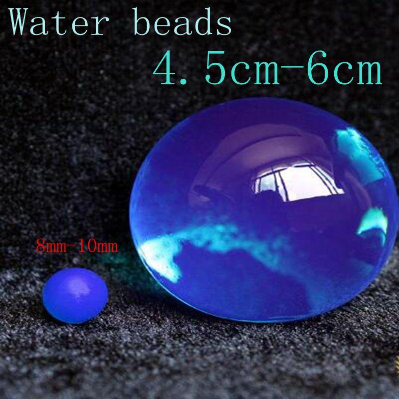April Du 100g Large size 4 5 6cm Orbeez Water Ball Water Beads Bio Gel Ball