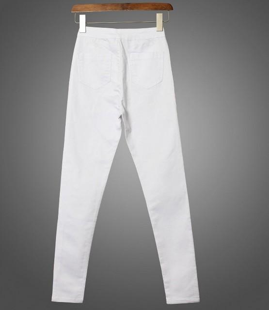 catonATOZ 1888 Mom Jeans New Women's High Waist Jeans Pencil Stretch Denim Pants Female Slim Skinny Trousers Calca Jeans