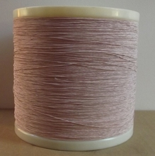 500 meters/lot  0.1×5 shares Litz strands of cotton polyester envelope copper