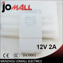 12V 2A AC DC Power Supply Power Adapter