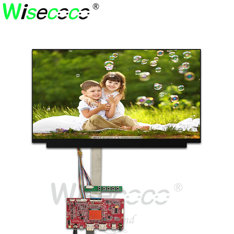 15 6 Inch 3840 2160 4K New Original UHD IPS Display DisplayProt 2 HDMI Driver Board