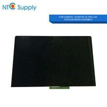 купить MEIHOU For Lenovo Yoga 710-15 FHD Laptop LCD Screen N156HCA-EA1 REV A1 P/N 5D10K81093 1920*1080 0 IPS FHD+ Touchscreen Assembly по цене 12341.27 рублей