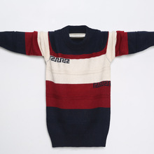 New Winter High Quality Cashmere Sweater for Kids Pullover Sweater Warm Children Cardigan Boys  Wool Sweater Jumper 100-160 cm girls pullover wool sweater thick warm tops kids ribbed sweater 100