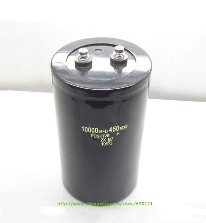 Free shipping 450v 10000uf Electrolytic Capacitor Radial 10000UF 450V 90 160MM