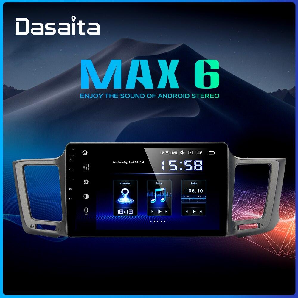 Autoradio multimédia Dasaita 10.2