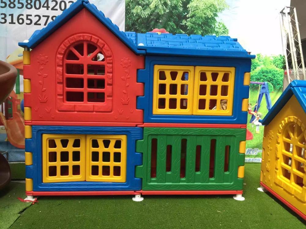 Plastic PlayhouseHigh Quality Colorful Plastic Children