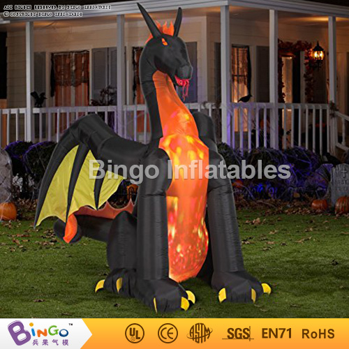 halloween inflatable Dragon Charizard monster 4M high monster cartoon halloween decoration Bingo inflatablesBG-A1125 toy monster printed halloween decor head mask page 8