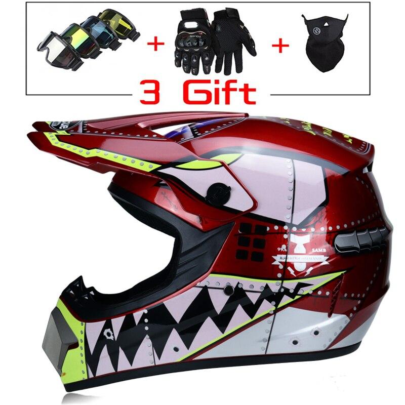 Best Quality Cross Country Helmets Motocross Helmet DOT Approved Cross Helmets Downhill Mountain Helmet