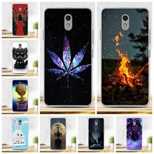 Case for Lenovo vibe P1M Print Cover TPU Soft Silicone Back Cover for lenovo P 1M Cover Case For lenovo Vibe P1mA40 p1ma40 Bags(China)