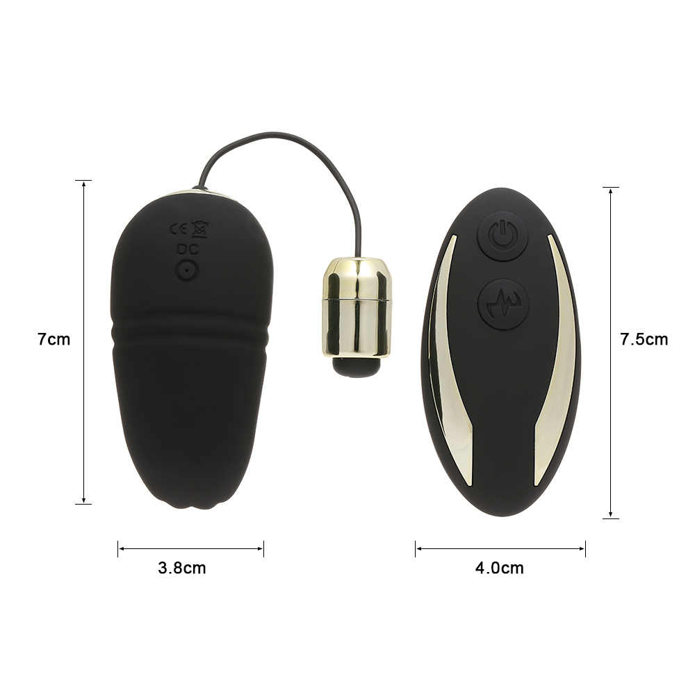 9 Kecepatan Remote Kontrol Nirkabel Bergetar Telur Vibrator Mainan Seks Dewasa Kuat Produk untuk Wanita Kegel Bola Pijat Erotis