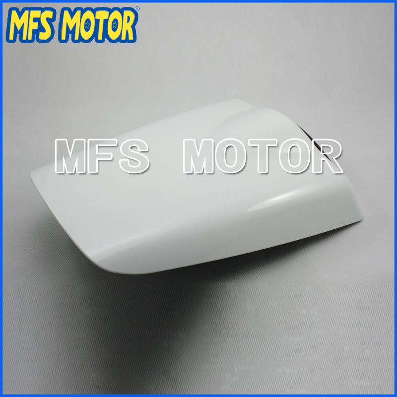 Motorcycle Accessories Rear Pillion White Seat Cowl Cover For Honda CBR900RR 954 CBR 900 RR 954 2002 2003