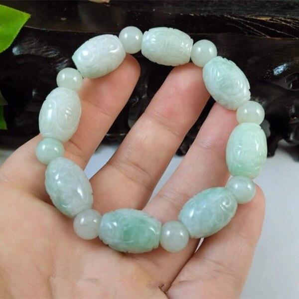 Natural  bracelet Live the best  hand chain bracelets Female  bracelet hand bead/gift box