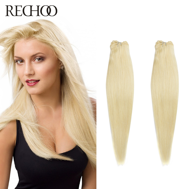 Malaysian Straight Hair Weave Remy Hair Bundles 2 Pcsset 100 Human