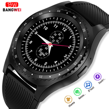 LIGE Smart Watch Men Sport LED Color Touch Women Bluetooth Support SIM TF Card For Android IOS Reloj hombre