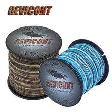 Леска 10-300lb PE Карп плетеная леска 100 м 300 м 500 м 1000 м 1500 м 2000 м 8 нитей камуфляж Экстрим прочный шнур большая игра