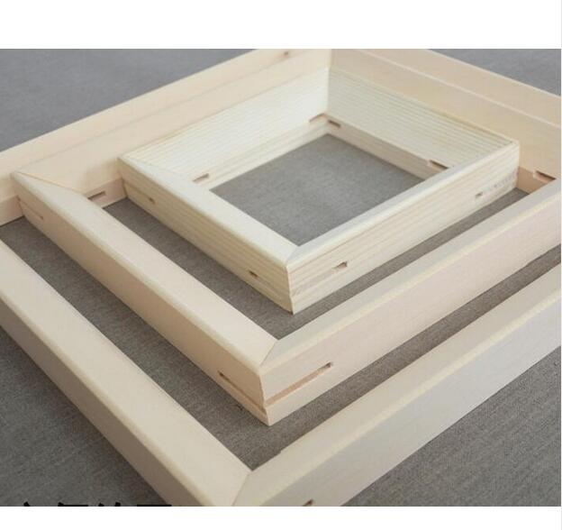 Factory price wood frame for canvas oil painting - Casetas de madera brico depot ...