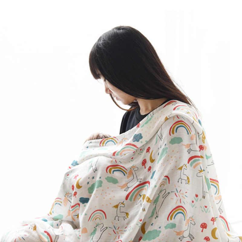 120 CM * 120 CM manta de recepción de bebé 2 capas de algodón manta de bebé recién nacido accesorios de fotografía abrigo de bebé accesorios