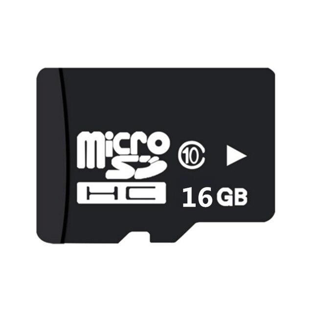 НОВЫЙ 16 ГБ 16 Г MicroSD SDHC SDXC MicroSDXC Class 10 C10 Memoria для Android ПК