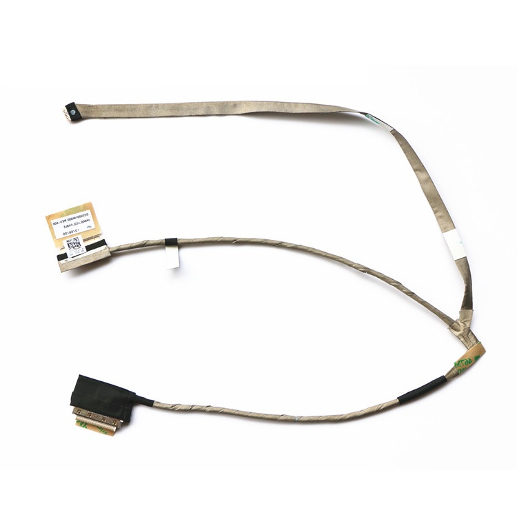 WZSM NEW LCD Cable for DELL INSPIRON 15R 3521 3537 5521 5535 5537 Flex Ribbon Cable DC02001MG00 CN-0DR1KW wzsm laptop lcd flex video cable for dell inspiron 15r n5010 m5010 series