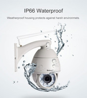 960P 5X Zoom PTZ Camera Outdoor Water proof IP Speed Dome Camera
