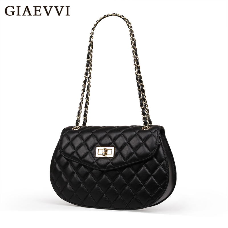 GIAEVVI women famous brand design crossbody bag Genuine Leather Mini women Messenger bags 2017 bolsa feminina women shoulder bag giaevvi luxury handbags split leather tote women messenger bags 2017 brand design chain women shoulder bag crossbody for girls