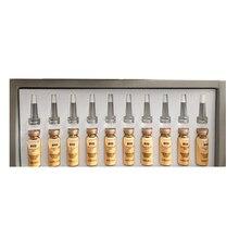 10 Bottles 5Ml Bb Glow Cream White Brightening Serum Natural Nude Make Up Foundation Microneedle Treatment System