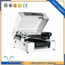 factory price uv digital inkjet label printer uv flatbed printer print on glass bottle
