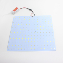180-265V LED Panel Lamp Square 50W  5730 Magnetic LED Ceiling Panel Light Plate Aluminium Board