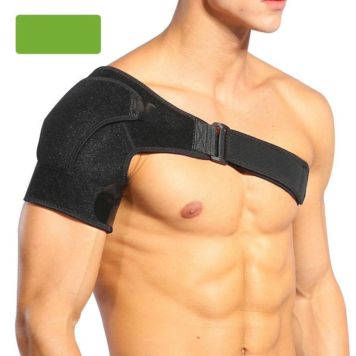 adjustable shoulder protector support   sports brace  strap anti pain adjustable shoulder protector support   sports brace  strap anti pain